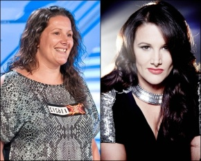 X factor UK 2013 Sam Bailey Transformation